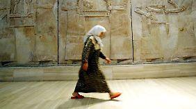Wenn die Dschihadisten nicht gestoppt werden, könnte ein Großteil der assyrischen Schätze verloren gehen.