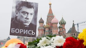 Mehrere Verdächtige festgenommen: Polizei verzeichnet ersten Erfolg im Nemzow-Mord