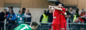Wenig Ideen, aber drei Punkte: Leverkusen duselt gegen Paderborn
