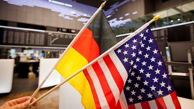 Die deutsch-amerikanische Börsenfusion findet nicht statt.