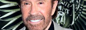 Karate-Held und Witzfigur: Chuck Norris entscheidet selbst, wie alt er wird