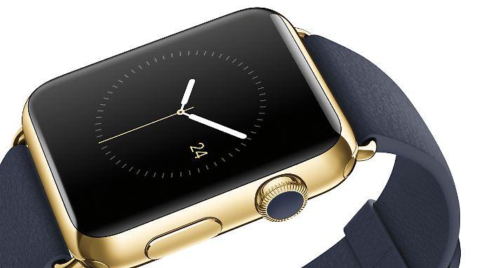 Auch die App von n-tv ist mit der Apple Watch kompatibel.