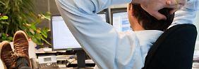 Keine Lust auf den Job? Wer unzufrieden ist, sollte die Probleme analysieren.