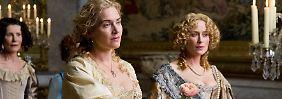 Die Gärtnerin von Versailles: Freie Liebe am Hof des Sonnenkönigs