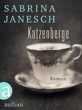 "Sabrina Janesch: ""Katzenberge"", Aufbau-Verlag 2010, 277 Seiten, 19,95 Euro (D)."