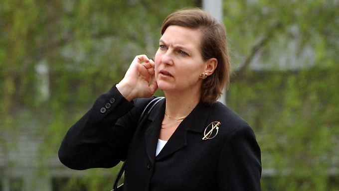 Victoria Nuland gilt als Scharfmacherin in der Ukraine-Krise.