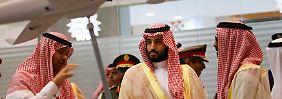 Widerwilliges Zusammenraufen: Angst vor IS eint die Golf-Monarchien