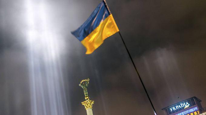 Ein Lichtblick - vor dem Staatsbankrott gerettet ist die Ukraine mit dem Schuldenschnitt allerdings noch nicht.