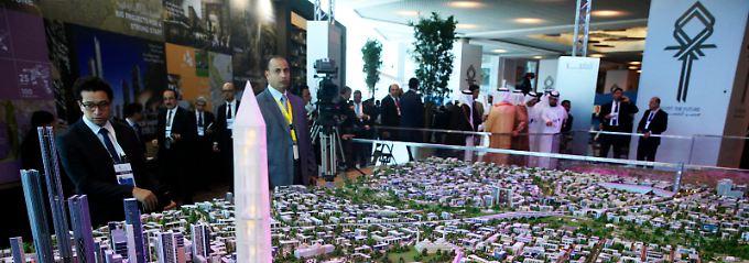 Mehr als nur ein neuer Hauptstadtflughafen: Mit Geld vom Golf will Ägypten gleich das ganze Regierungszentrum verlegen.
