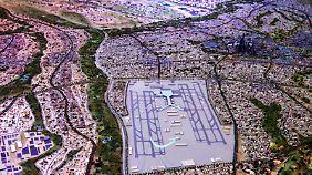 Neue Hauptstadt vom Reißbrett: Ägypten stampft moderne Metropole aus der Wüste