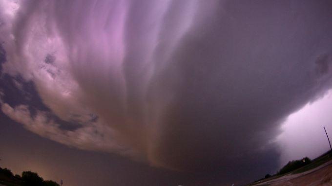 Tornados sind in den USA keine Seltenheit.