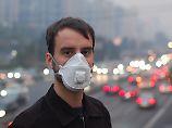 Frage & Antwort, Nr. 373: Helfen Atemschutzmasken bei Smog?