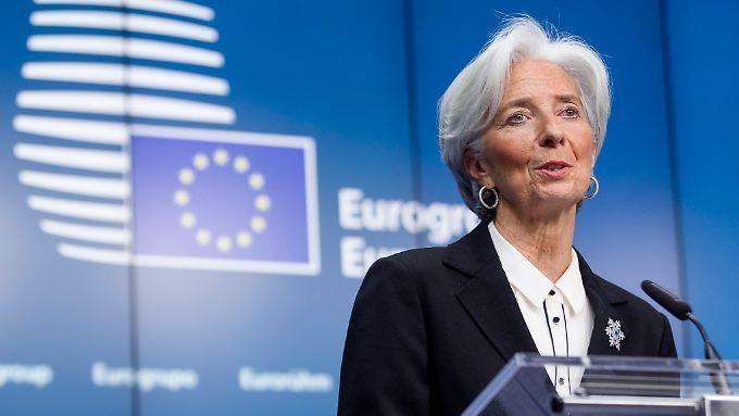 IWF-Chefin Lagarde warnt vor den Auswirkungen einer unkonventionellen Geldpolitik.