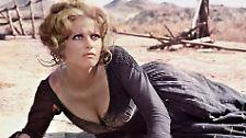 Mit ihrer Figur ist sie eine der wenigen bekannten Frauenrollen in Italowestern.