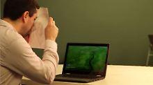 Fingerabdruck und Iris-Scan: Microsoft macht Windows 10 hackerfest