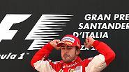 Großer Preis von Monza: Guter Tag für deutsche Fahrer