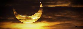 Himmelsspektakel über Deutschland: Sonnenfinsternis-Brillen fast überall ausverkauft