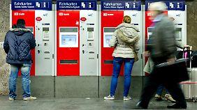 Umsatzziel um eine Milliarde verfehlt: Bahn kämpft mit Charmeoffensive um jeden Kunden