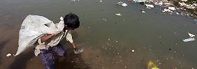 UN-Bericht warnt vor Wassermangel: Täglich sterben 1000 Kinder an Dreckwasser