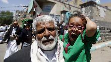 Al-Kaida verurteilt IS-Anschläge: Bruderkampf der Terroristen erreicht Jemen