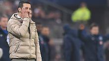 Bundesliga-Dino feuert Zinnbauer: Knäbel soll den Hamburger SV retten