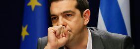 """""""In den kommenden Wochen"""": Tsipras sieht Pleite kommen"""
