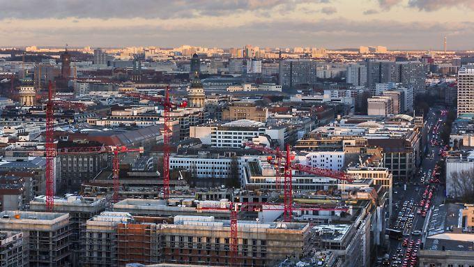 Der überwiegende Teil der fast 150.000 Wohnungen der Deutsche Wohnen befindet sich in Berlin.