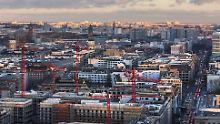 Vonovia hält die Deutsche Wohnen, die vor allem in Berlin viele Immobilien besitzt, für eine gute Ergänzung des eigenen Portfolios.