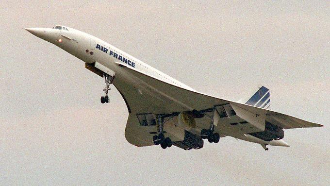 Airbus-Ingenieure träumen von einem ebenbürtigen Nachfolger für die legendäre Concorde.