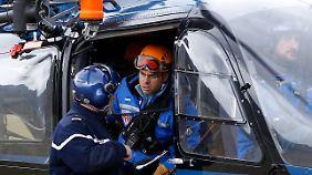Schwer zugängliche Absturzstelle: Bergung der Opfer nach Airbus-Absturz wird Tage dauern