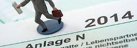 Für Arbeitnehmer ist die Anlage N der Steuererklärung besonders wichtig. Hier werdenzum Beispiel die Werbungskosten eingetragen.