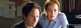 """Mystery-Serie """"Akte X"""" ist zurück: Agenten Scully und Mulder ermitteln wieder"""