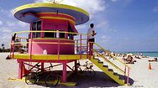Al Capone, Art Deco und Kokain: Miami Beach macht die 100 voll