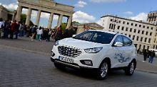 Bereits vor zwei Jahren stellte Hyundai den ix35 Fuel Cell in Berlin vor.