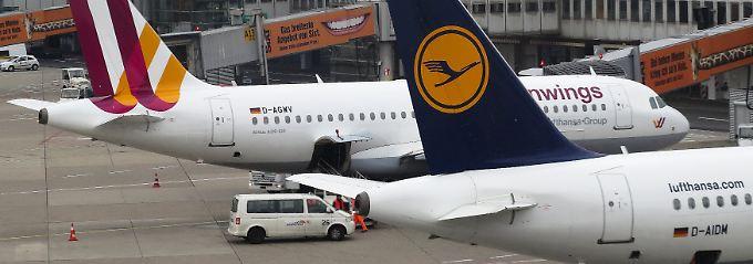 """""""Piloten fachgerecht betreuen"""": Angehöriger kritisiert Lufthansa"""
