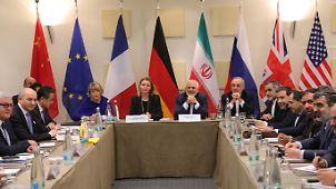 Themenseiten: Iranisches Atomprogramm