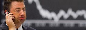 Börsianer ignorieren Risiken: Wann kommt der Crash?