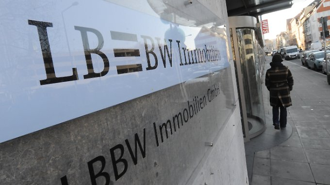Die LBBW musste in der Bankenkrise mit Milliarden gerettet werden.