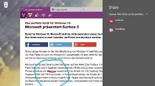 IE-Nachfolger in Windows 10: Project Spartan beginnt