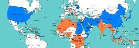 Folter, Versklavung, Gewalt: Immer mehr Todesurteile verhängt