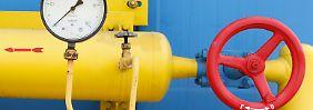 Grundlegende Einigung steht aus: Ukraine nimmt Russland wieder Gas ab