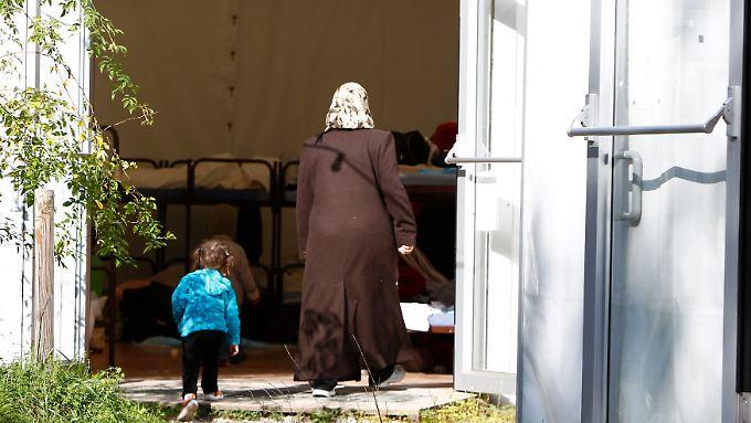 Viele Flüchtlinge haben traumatische Erlebnisse mitgebracht.