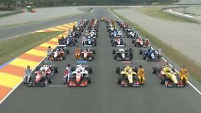F3-Europameisterschaft in Valencia: Nachwuchsrennfahrer träumen von der Formel 1