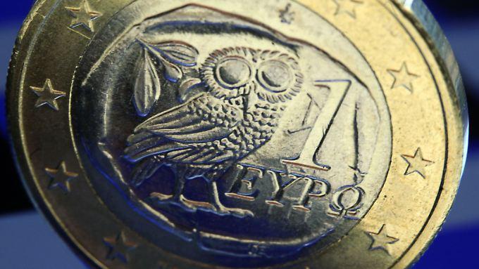 Am 9. April muss Athen Schulden beim IWF tilgen.