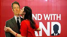 """""""Besiegt die Maschine"""": Rand Paul will US-Präsident werden"""