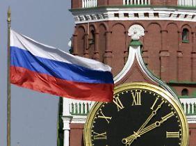 Schwere Zeiten für die russische Wirtschaft.