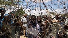 Flüchtlingslager unkontrollierbar: Kenia will Somalier abschieben