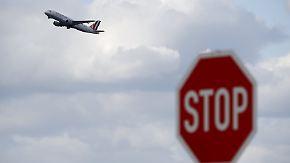 Psychologische Tests für Piloten?: Experten warnen vor Aktionismus