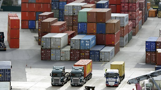 Nach Januar-Delle: Deutsche Firmen steigern Exporte