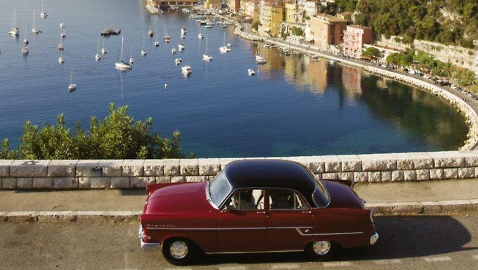"""""""In die Sonne, in die Ferne"""" ist eine Zeitreise auf einer der einst schönsten Straßen Europas."""